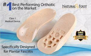 Orthotics for Plantar Fasciitis Heel Pain Arch Support Insoles from Natural Foot Orthotics