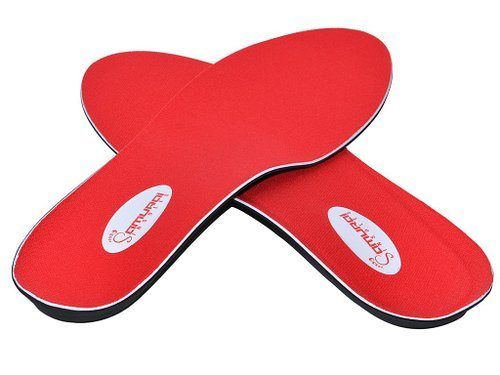 Orthotics for Flat Feet by Samurai Insoles®