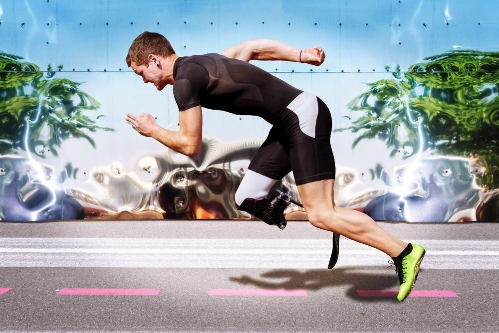 Sprinting Fuels Your Growth Hormone