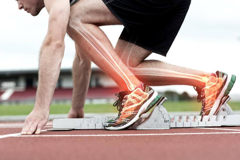 Running Repairs Microfractures In Your Bones