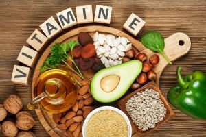 Vitamin E Deficiency May Cause Heavy Legs