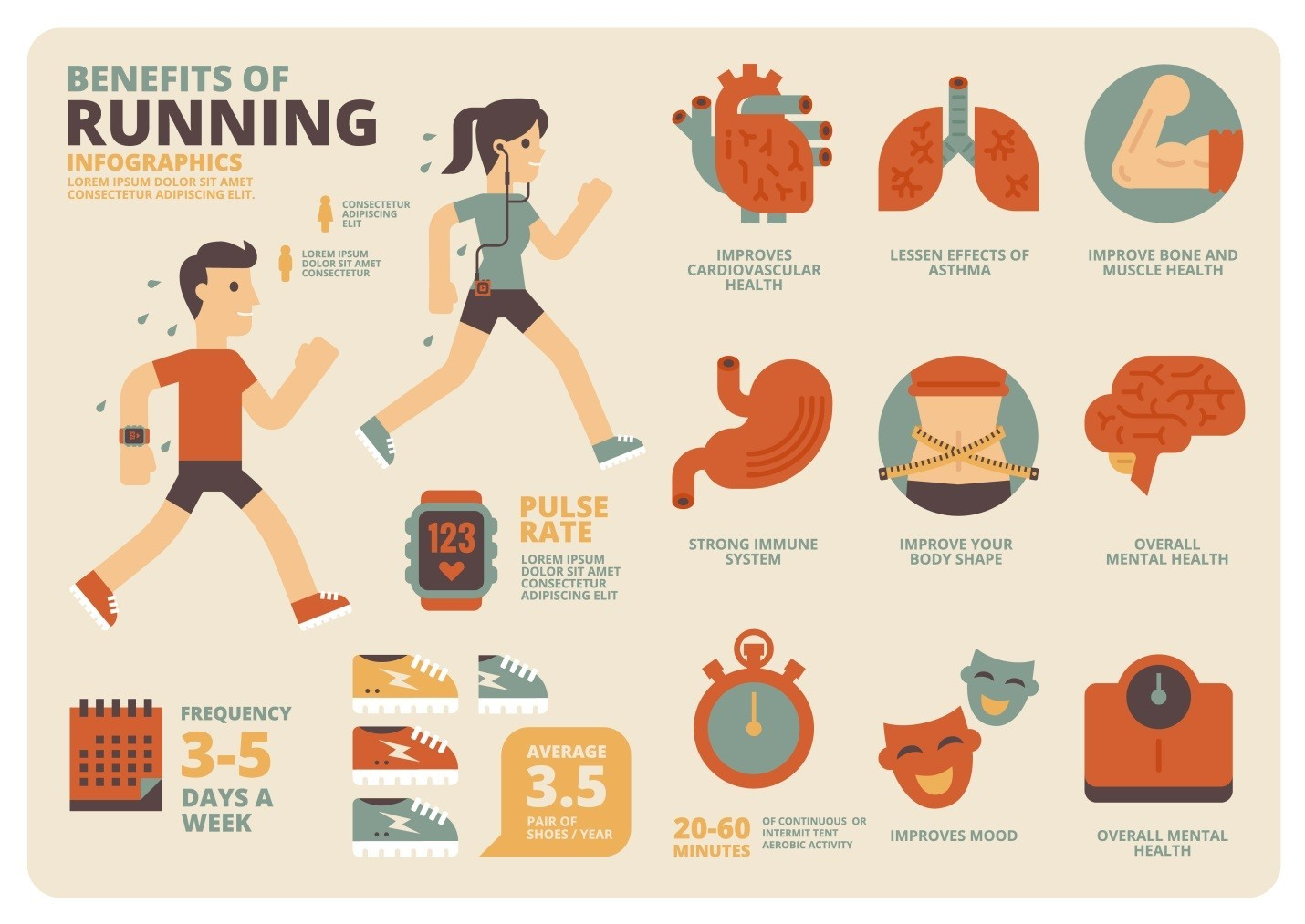 Why you should go run every day