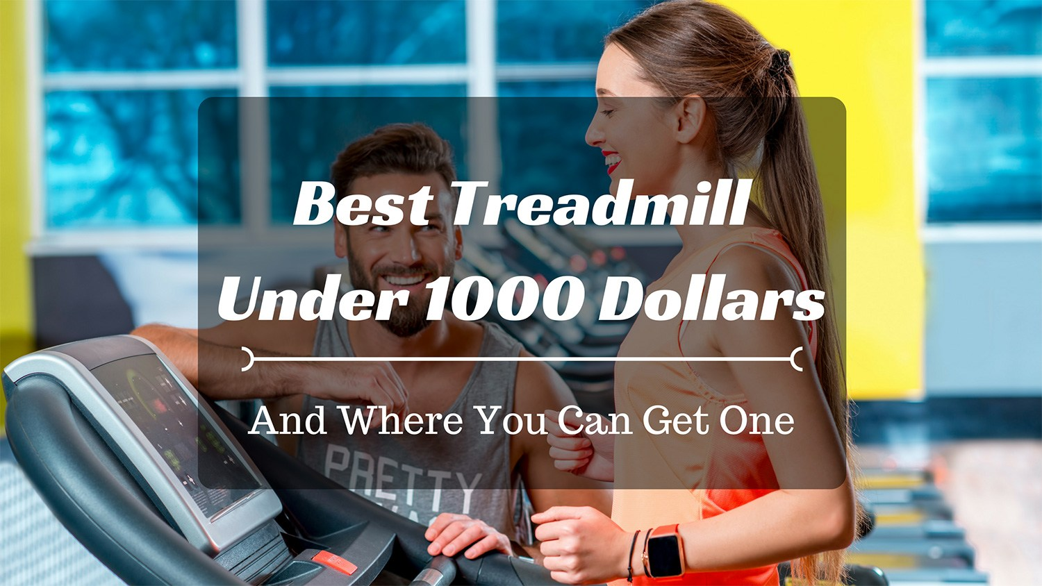 best treadmill under 1000 Best Treadmill Under 1000 Dollars