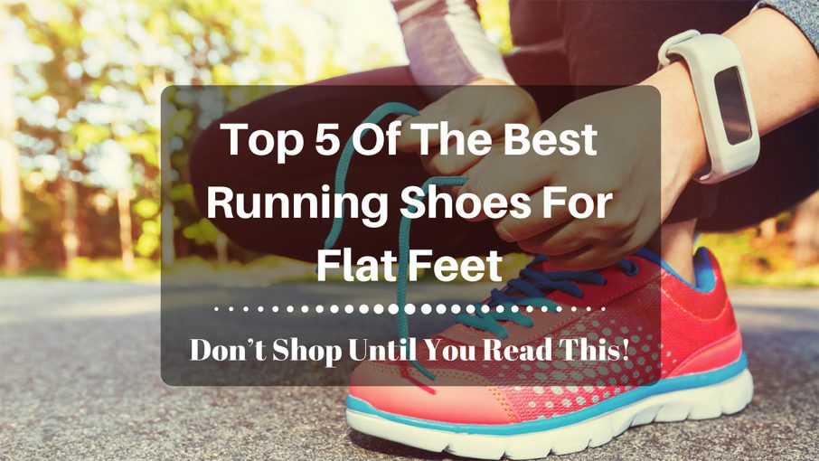 Do you have flat feet, but want to continue training? No worries, we have the list of the best running shoes for flat feet.