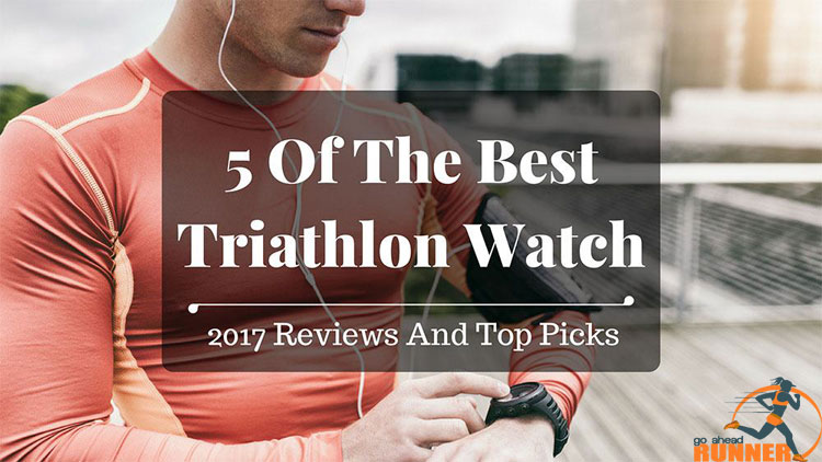5 Of The Best Triathlon Watch – 2020 Reviews And Top Picks
